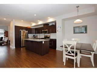 "Photo 11: 111 18199 70TH Avenue in Surrey: Cloverdale BC Townhouse for sale in ""AUGUSTA"" (Cloverdale)  : MLS®# F1425143"