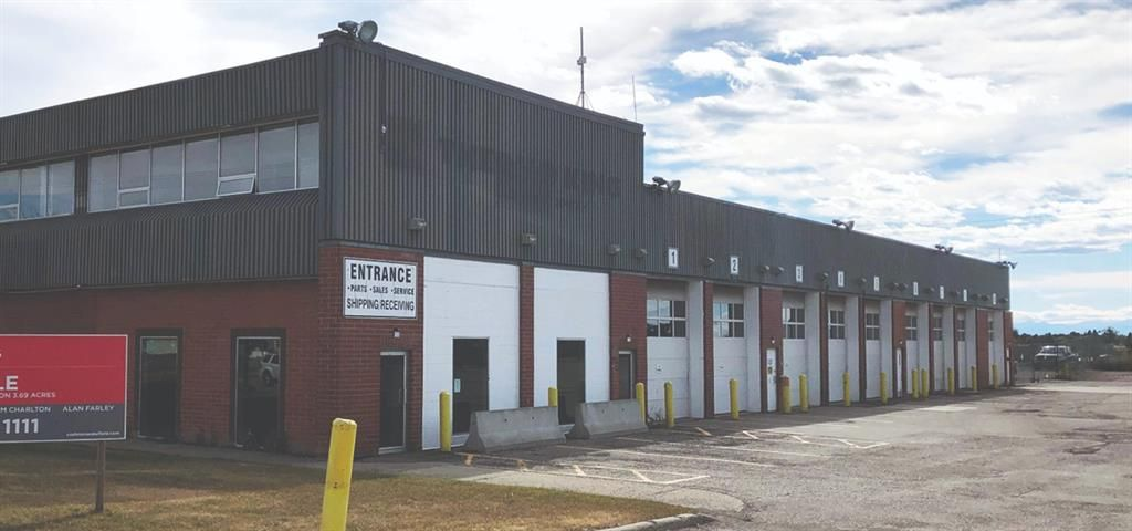 Main Photo: 6213 29 Street SE in Calgary: Foothills Industrial for lease : MLS®# A1091331