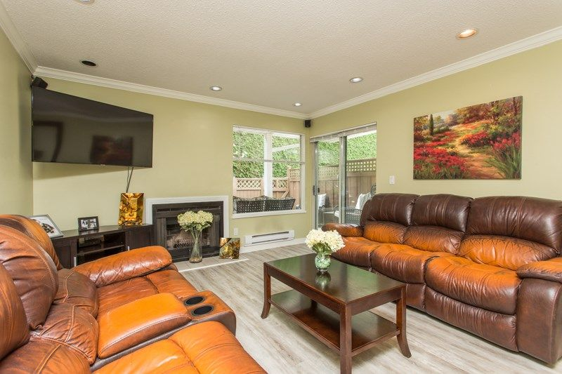 Main Photo: 27 1235 JOHNSON Street in Coquitlam: Canyon Springs Townhouse for sale : MLS®# R2493607