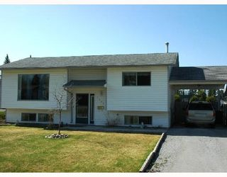 Photo 1: 7658 MILLER in Prince_George: Parkridge House for sale (PG City South (Zone 74))  : MLS®# N182395