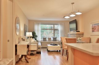 Photo 12: 102 400 KLAHANIE DRIVE in Port Moody: Port Moody Centre Condo for sale : MLS®# R2013966