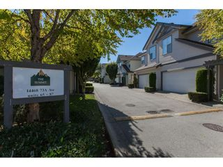 """Photo 2: 67 14468 73A Avenue in Surrey: East Newton Townhouse for sale in """"THE SUMMIT"""" : MLS®# R2110614"""
