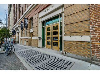 "Photo 3: 401 546 BEATTY Street in Vancouver: Downtown VW Condo for sale in ""THE CRANE BUILDING"" (Vancouver West)  : MLS®# V1134151"