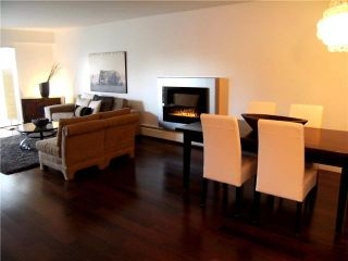 """Photo 2: # 308 1235 W 15TH AV in Vancouver: Fairview VW Condo for sale in """"THE SHAUGHNESSY"""" (Vancouver West)  : MLS®# V874252"""
