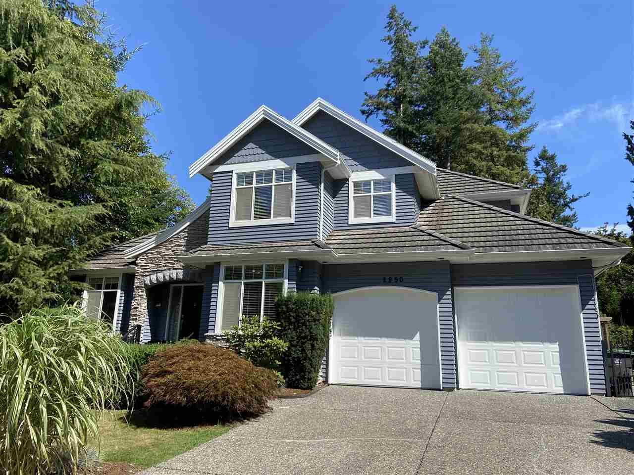 """Main Photo: 2850 139 Street in Surrey: Elgin Chantrell House for sale in """"West Elgin"""" (South Surrey White Rock)  : MLS®# R2485215"""