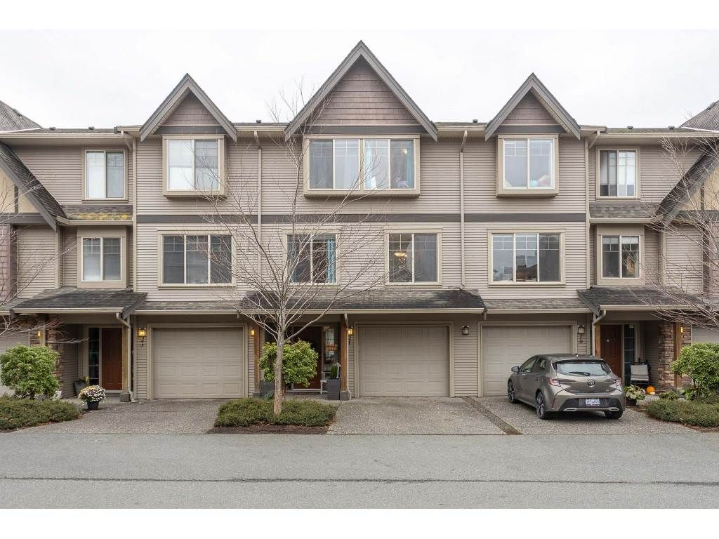 """Main Photo: 21 5556 PEACH Road in Chilliwack: Vedder S Watson-Promontory Townhouse for sale in """"Gables at Rivers Bend"""" (Sardis)  : MLS®# R2516908"""