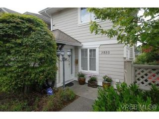 Photo 18: 3850 Stamboul St in VICTORIA: SE Mt Tolmie Row/Townhouse for sale (Saanich East)  : MLS®# 506852