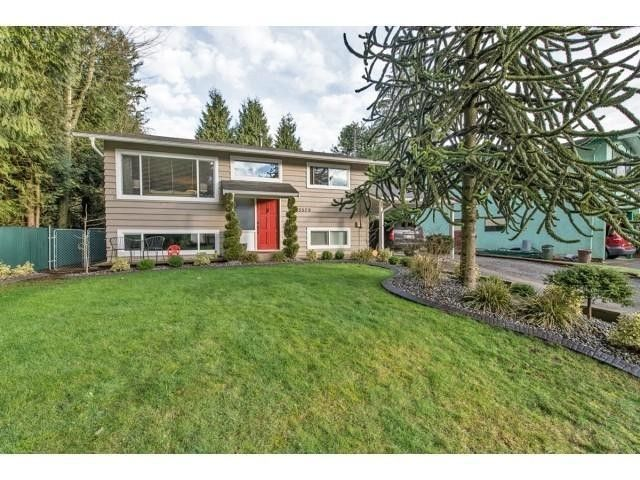 Main Photo: 3379 HENDON Street in Abbotsford: Abbotsford East House for sale : MLS®# F1432520