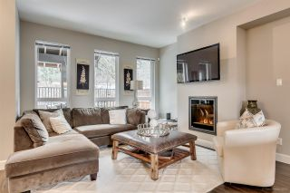 Photo 7: 17 3431 GALLOWAY Avenue in Coquitlam: Burke Mountain Townhouse for sale : MLS®# R2145732