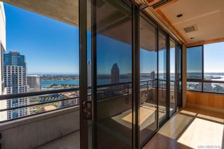 Photo 16: DOWNTOWN Condo for sale : 2 bedrooms : 700 Front St #2303 in San Diego