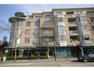 """Photo 1: 207 1688 CYPRESS Street in Vancouver: Kitsilano Condo for sale in """"YORKVILLE SOUTH"""" (Vancouver West)  : MLS®# V888402"""
