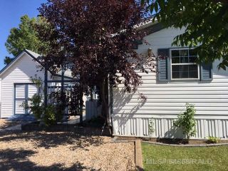Photo 1: 1821 2 A Street Crescent: Wainwright Manufactured Home for sale (MD of Wainwright)  : MLS®# A1102625
