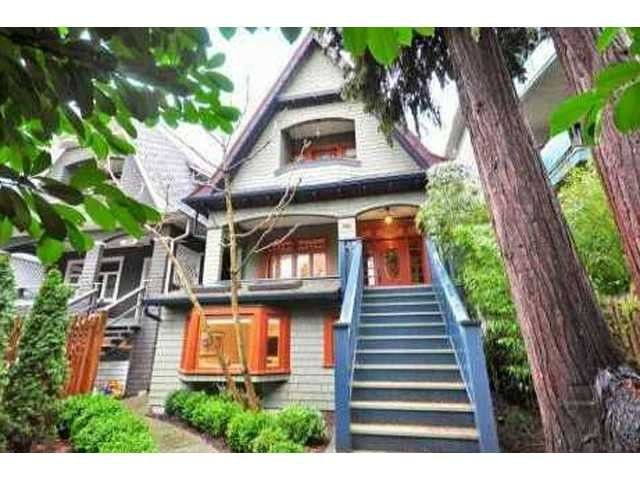 Main Photo: 2961 York Avenue in Vancouver: Kitsilano House for sale (Vancouver West)  : MLS®# V920425