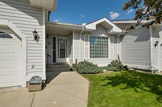 Photo 2: 55 9704 165 Street in Edmonton: Zone 22 House Half Duplex for sale : MLS®# E4260342