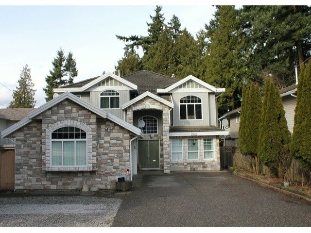 Main Photo: 11861 96TH Avenue in Surrey: Royal Heights House for sale (North Surrey)  : MLS®# F1304108