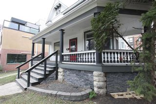 Photo 2: 603 Gertrude Avenue in Winnipeg: Crescentwood Residential for sale (1B)  : MLS®# 202110005