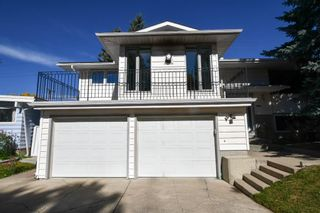 Main Photo: 3536 Benton Drive NW in Calgary: Brentwood Detached for sale : MLS®# A1150242