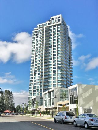"""Photo 1: 2601 570 EMERSON Street in Coquitlam: Coquitlam West Condo for sale in """"UPTOWN 2"""" : MLS®# R2194754"""