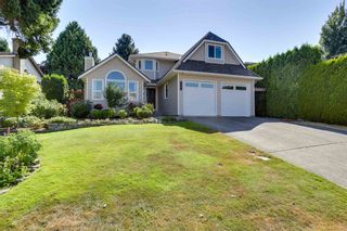 Photo 1: 2259 MADRONA Place in Surrey: King George Corridor House for sale (South Surrey White Rock)  : MLS®# R2599476
