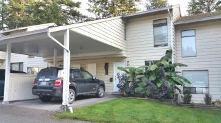 """Photo 1: 10 3075 TRETHEWEY Street in Abbotsford: Abbotsford West Townhouse for sale in """"Silkwood Estates"""" : MLS®# R2094194"""