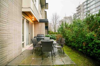 """Photo 18: 100 9229 UNIVERSITY Crescent in Burnaby: Simon Fraser Univer. Townhouse for sale in """"SERENITY"""" (Burnaby North)  : MLS®# R2329232"""