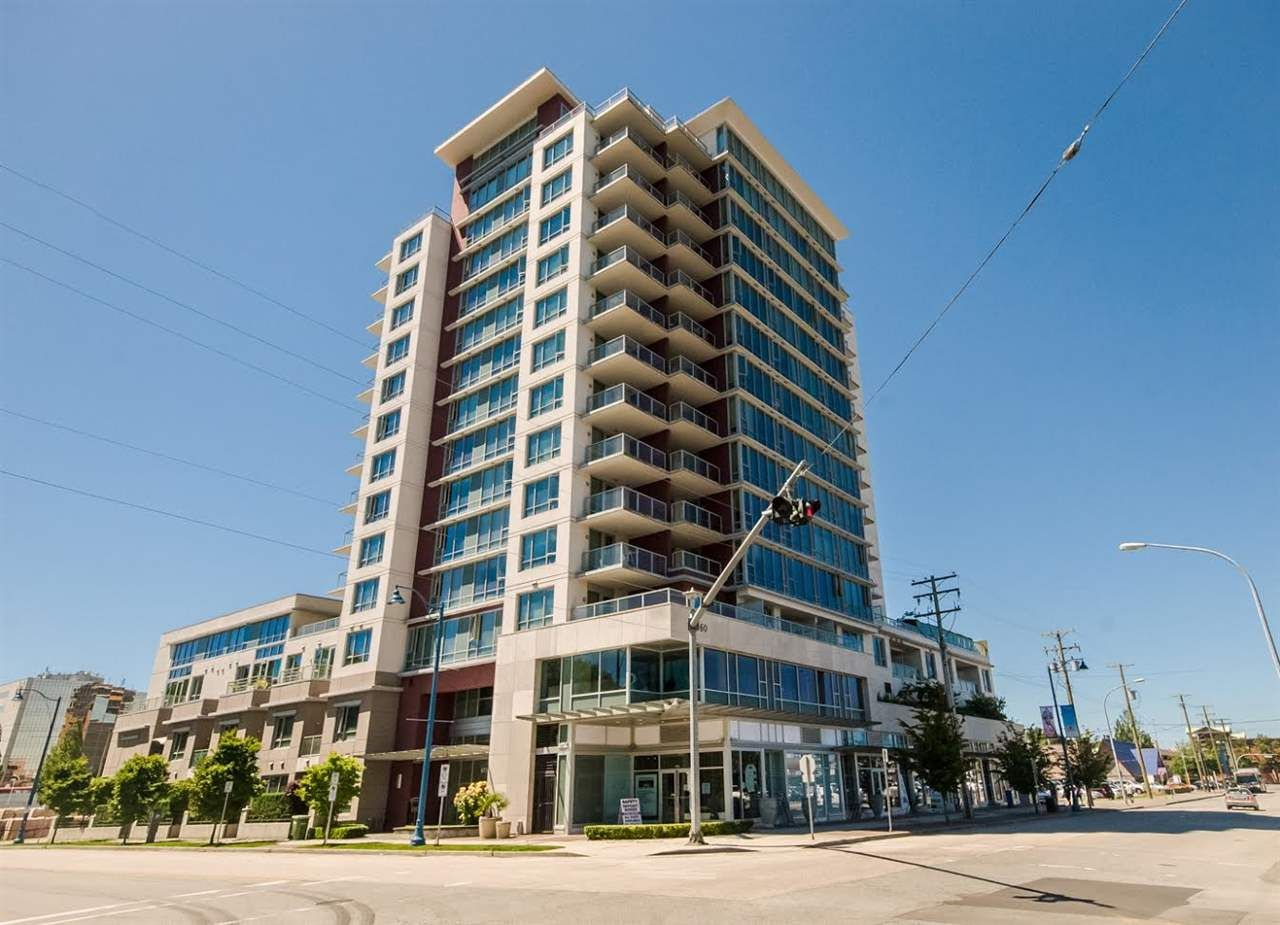 Main Photo: 802 6733 BUSWELL Street in Richmond: Brighouse Condo for sale : MLS®# R2181858