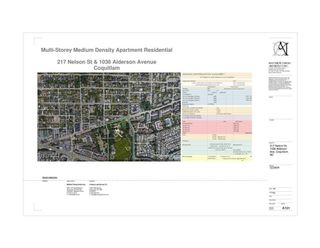 Photo 2: 217 NELSON Street in Coquitlam: Maillardville Land Commercial for sale : MLS®# C8035244