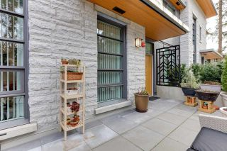 Photo 32: 103 1129 PIPELINE Road in Coquitlam: New Horizons Townhouse for sale : MLS®# R2547180