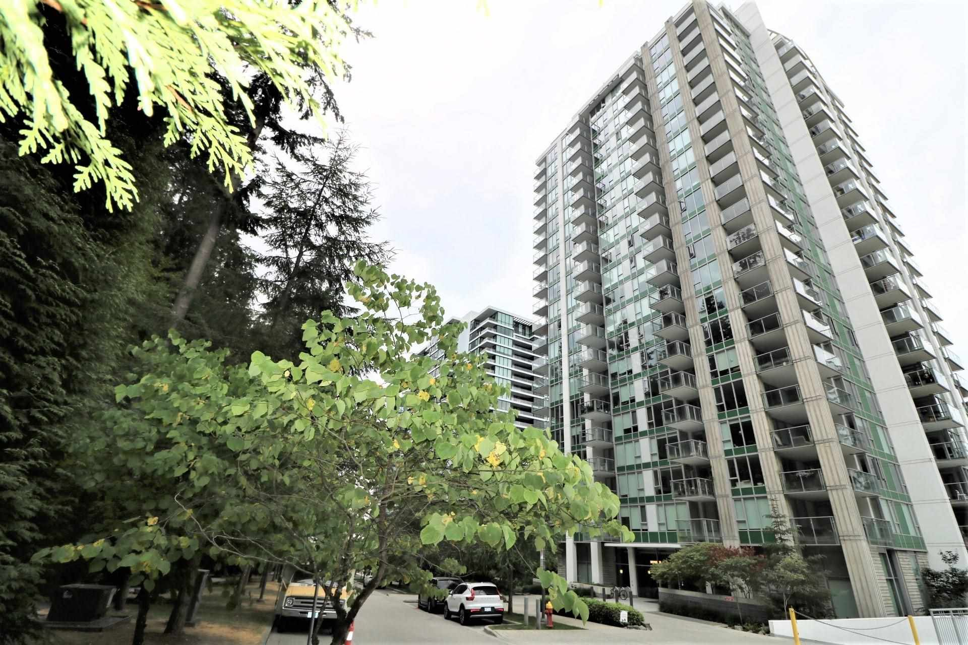 Main Photo: 809 3355 BINNING Road in Vancouver: University VW Condo for sale (Vancouver West)  : MLS®# R2605743