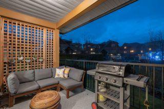 "Photo 34: 35 24185 106B Avenue in Maple Ridge: Albion Townhouse for sale in ""Trails Edge by Oakvale"" : MLS®# R2521377"
