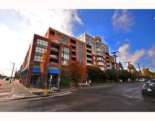 "Photo 2: 603 518 W 14TH Avenue in Vancouver: Fairview VW Condo for sale in ""PACIFICA"" (Vancouver West)  : MLS®# V765342"