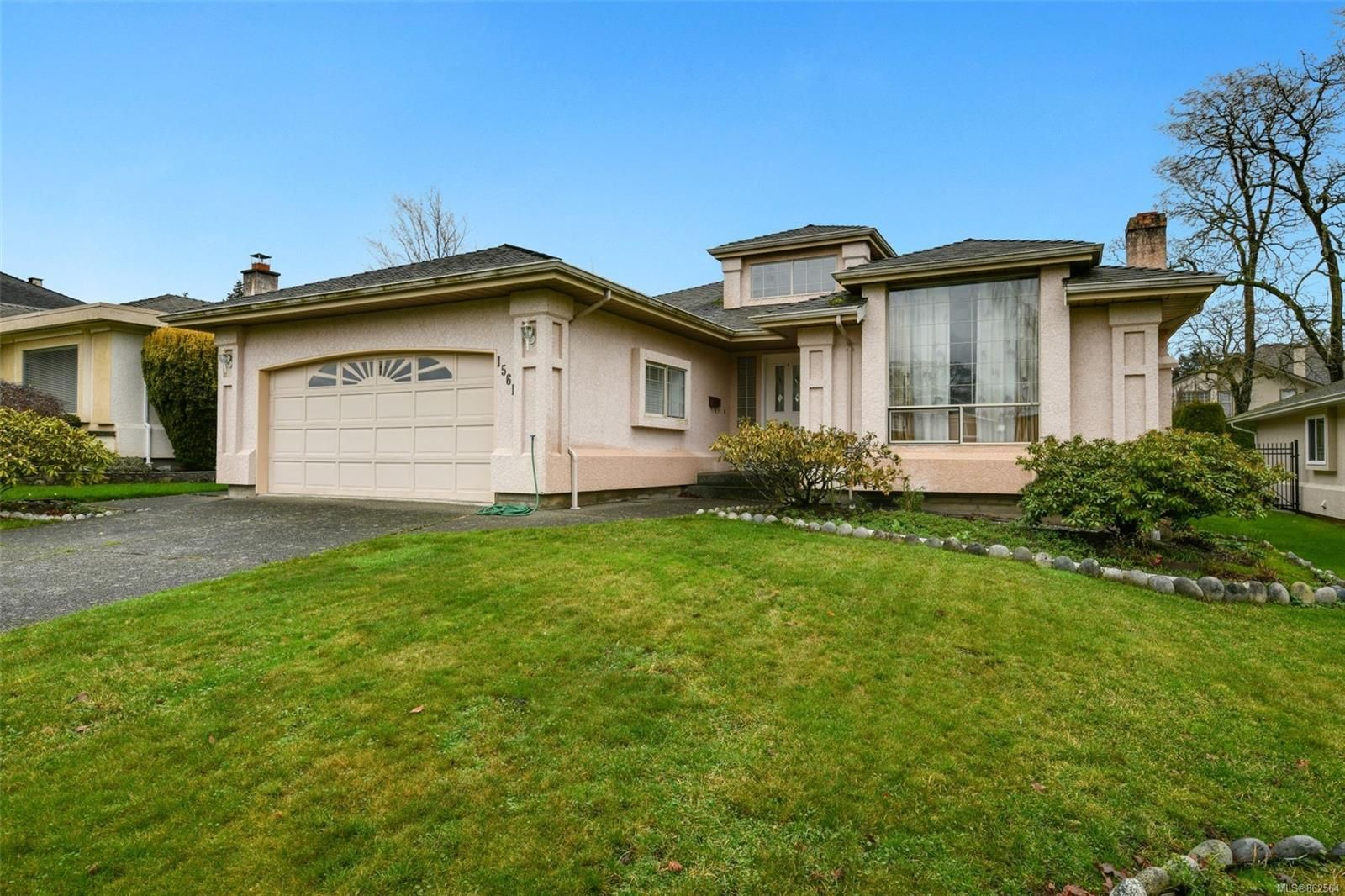 Main Photo: 1561 Eric Rd in : SE Mt Doug House for sale (Saanich East)  : MLS®# 862564