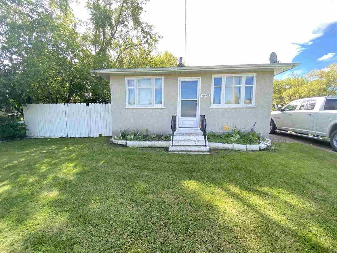 Main Photo: 10407 103 Street: Westlock House for sale : MLS®# E4213009