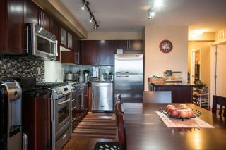 """Photo 5: 407 122 E 3RD Street in North Vancouver: Lower Lonsdale Condo for sale in """"SAUSALITO"""" : MLS®# R2034423"""