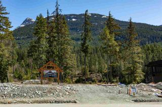 Photo 2: 9252 WEDGEMOUNT PLATEAU Drive in Whistler: WedgeWoods Land for sale : MLS®# R2575756