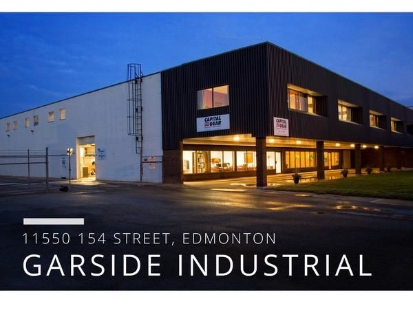 Main Photo: 11550 154 Street NW in Edmonton: Zone 40 Industrial for sale : MLS®# E4255266