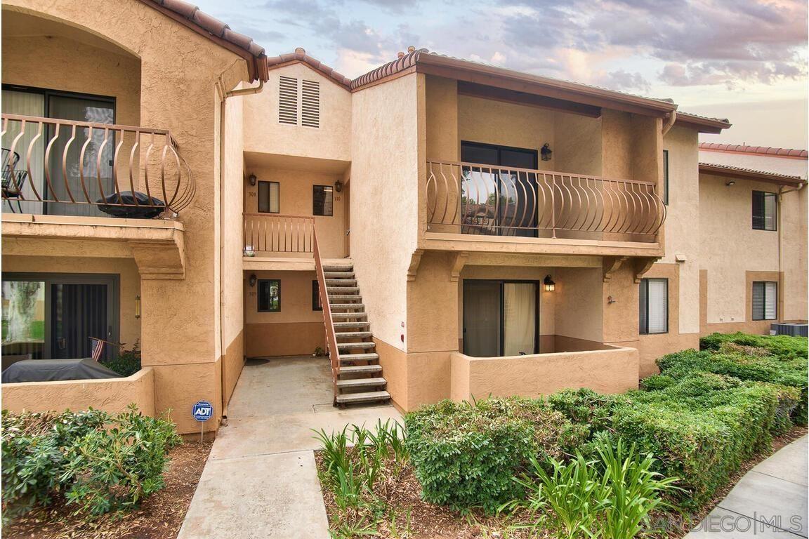 Main Photo: RANCHO SAN DIEGO Condo for sale : 2 bedrooms : 12191 Cuyamaca College Dr E #310 in El Cajon