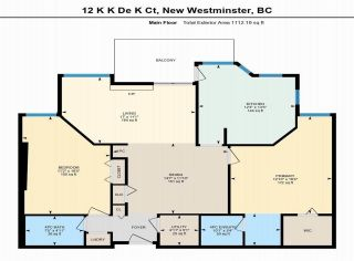 "Photo 25: 218 12 K DE K Court in New Westminster: Quay Condo for sale in ""Dockside"" : MLS®# R2591617"