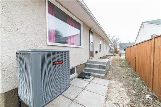 Photo 20: 768 Harbison Avenue in Winnipeg: Residential for sale (3B)  : MLS®# 1908754