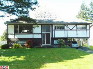 "Photo 1: 8935 112A Street in Delta: Annieville House for sale in ""Anniville"" (N. Delta)  : MLS®# F1010681"