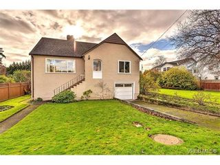 Photo 1: 1109 Lyall St in VICTORIA: Es Saxe Point House for sale (Esquimalt)  : MLS®# 747049