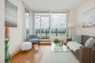 """Photo 7: 705 9009 CORNERSTONE Mews in Burnaby: Simon Fraser Univer. Condo for sale in """"THE HUB"""" (Burnaby North)  : MLS®# R2608475"""