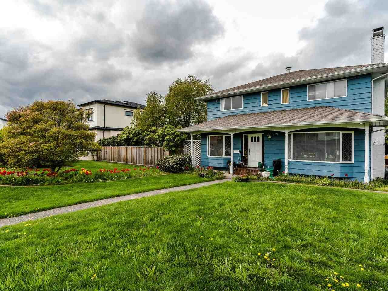 Main Photo: 3775 ELMWOOD Street in Burnaby: Burnaby Hospital House for sale (Burnaby South)  : MLS®# R2574049