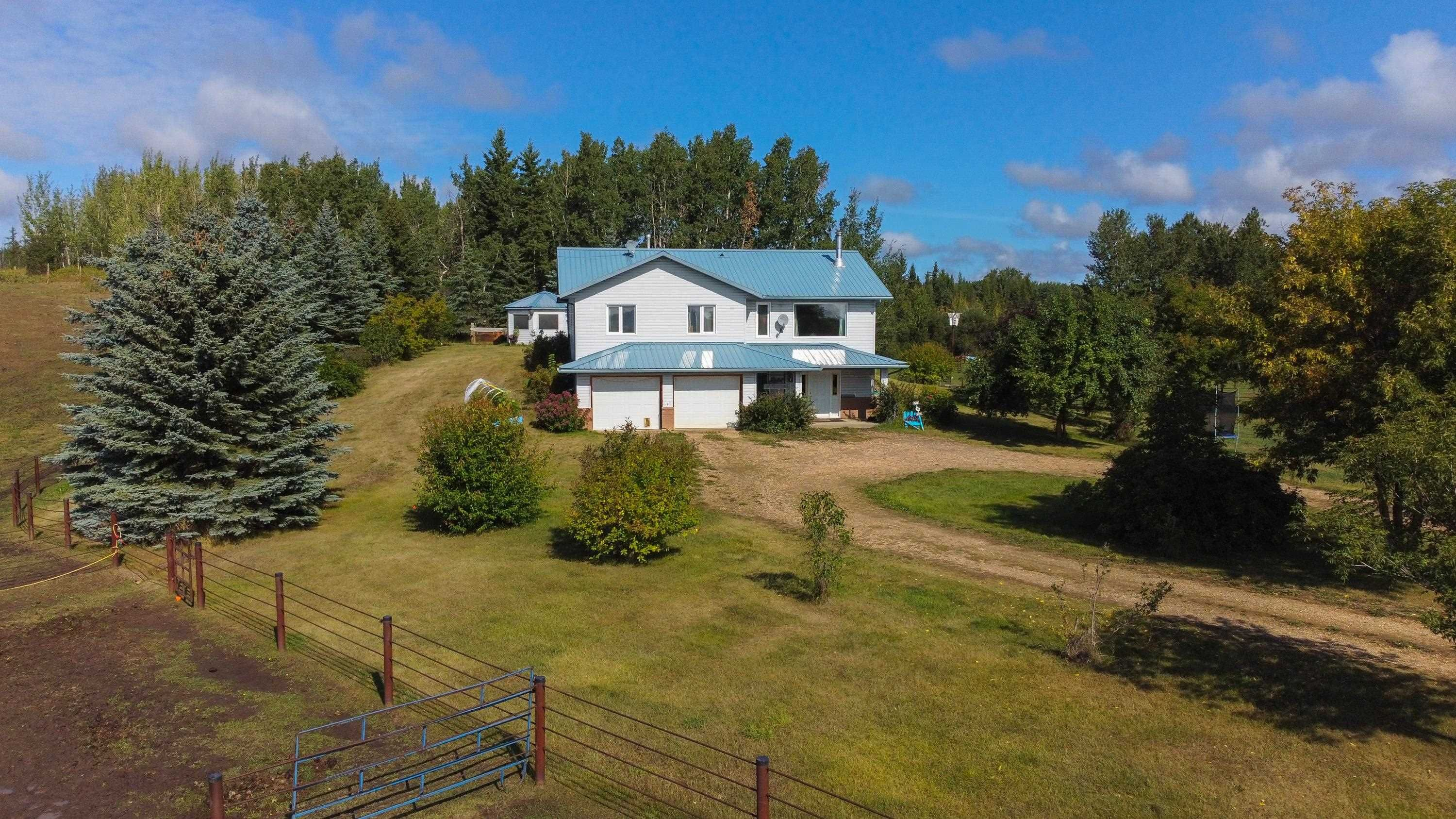 Main Photo: 1114A Highway 16: Rural Parkland County House for sale : MLS®# E4260239
