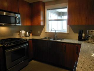 """Photo 7: 310 5885 IRMIN Street in Burnaby: Metrotown Condo for sale in """"MACPHERSON WALK (EAST)"""" (Burnaby South)  : MLS®# V1115145"""