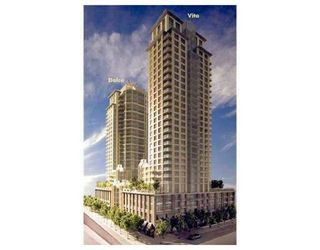 Photo 1: # 501 565 SMITHE ST in Vancouver: Condo for sale : MLS®# V853602