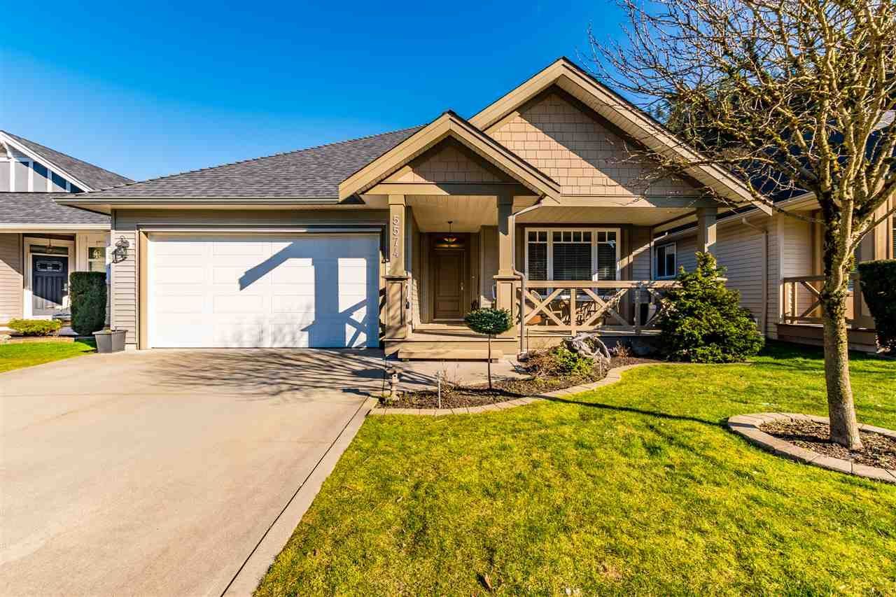 """Main Photo: 5574 CAYMAN Drive in Chilliwack: Vedder S Watson-Promontory House for sale in """"ENGLEWOOD VILLAGE"""" (Sardis)  : MLS®# R2437307"""