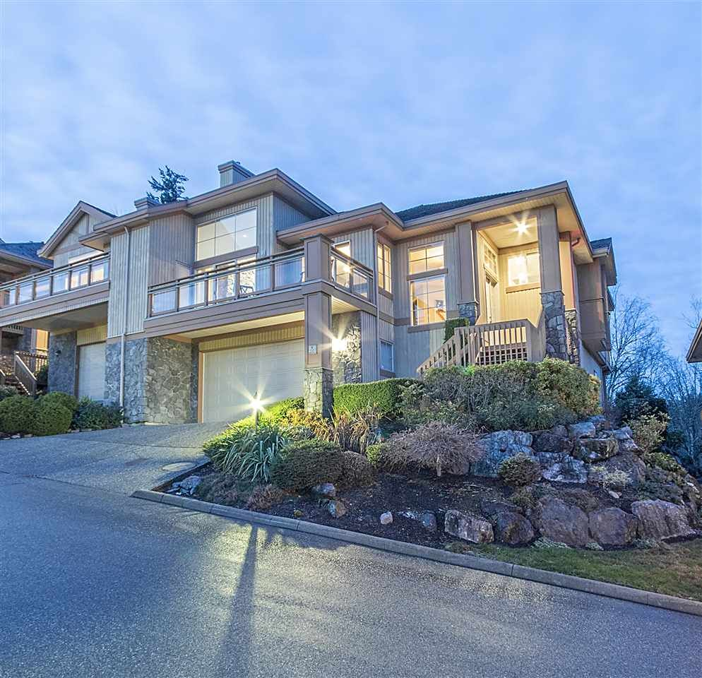 "Main Photo: 10 35931 EMPRESS Drive in Abbotsford: Abbotsford East Townhouse for sale in ""MAJESTIC RIDGE"" : MLS®# R2126339"