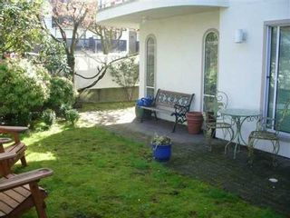 Photo 1: 101 1200 W 10TH AV in Vancouver: Fairview VW Condo for sale (Vancouver West)  : MLS®# V585965