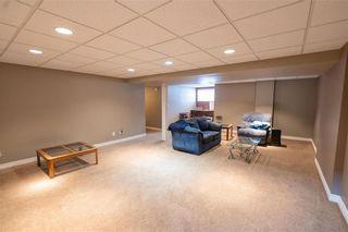 Photo 20: 19 Brockington Avenue in Winnipeg: Bridgwater Forest Residential for sale (1R)  : MLS®# 202103244